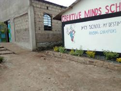 Creative Minds School Build
