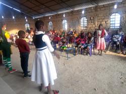 Church School in Kenya