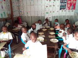 Kenyan Children's Class