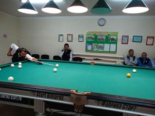 В селе Тит-Ары состоялся турнир по бильярду на призы народного депутата Мамедова Алиш Забид оглы