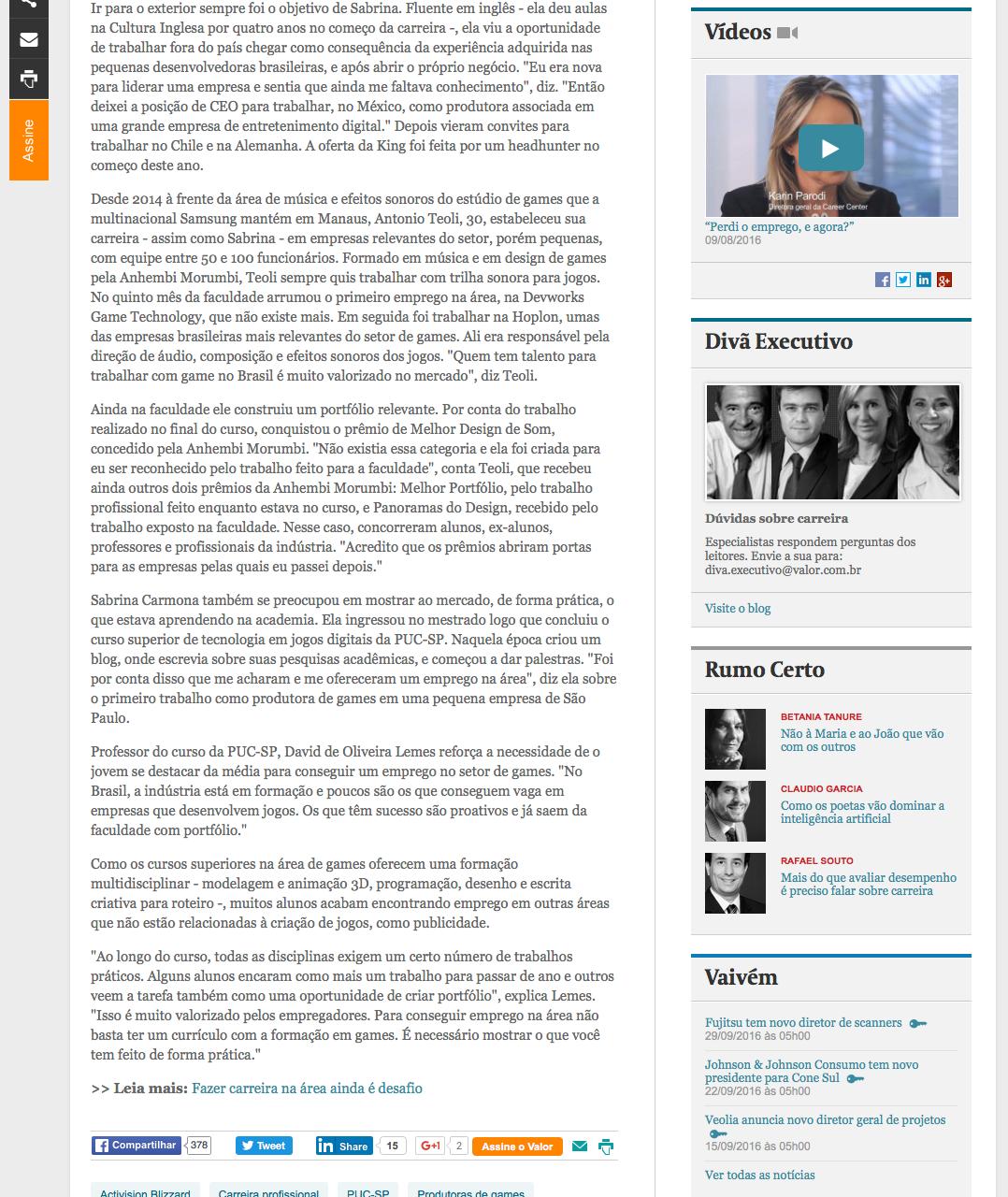 2016 - Valor Economico PG02