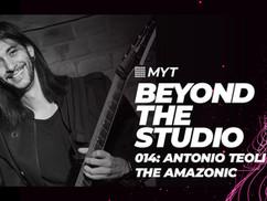 Antonio Teoli talked about The Amazonic on MYT Podcast