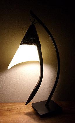 Banana Leaf Hanging Table Lamp 65cm