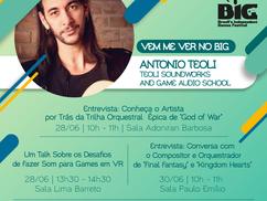 BIG Festival - Full Schedule