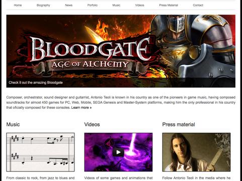 New Website 2016