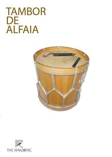 Tambor de Alfaia