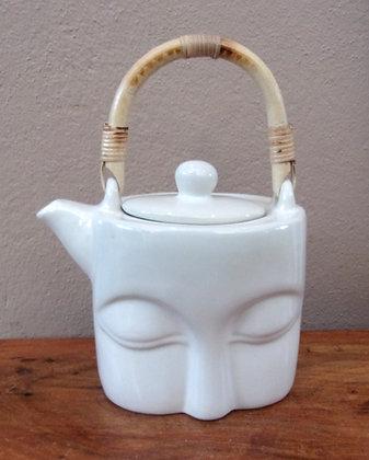 Unusual Hand Made Buddha Tea Pot