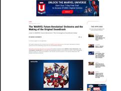 Marvel Future Revolution Interview