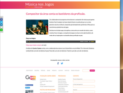 Interview on the Brazilian Radio - Gazeta AM