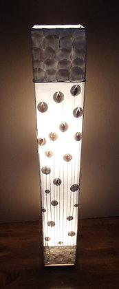 White Flower Stem Shell Lamp 150cm
