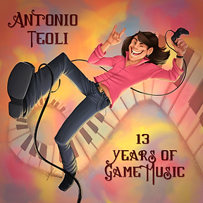 Antonio Teoli 13 Years of Game Music