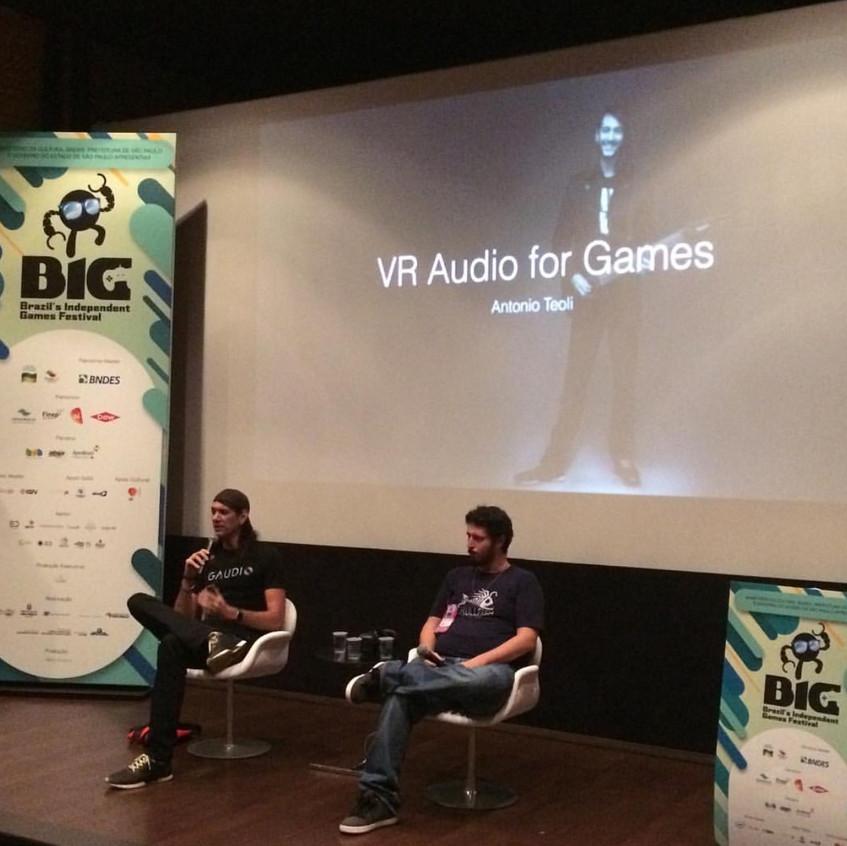 Antonio Teoli VR Panel