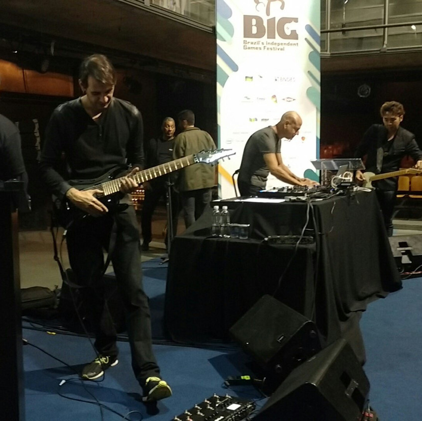 GKMusique Rehearsal