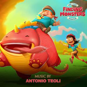 Finding Monster Adventure