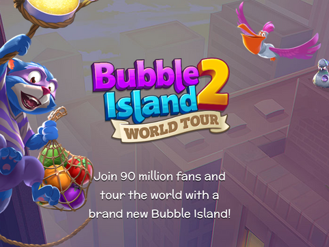Bubble Island 2 Released