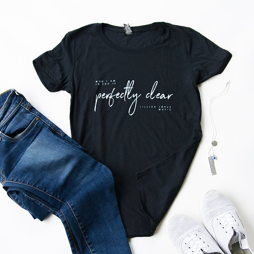 Women's T-Shirt: Perfectly Clear