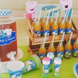 typelovers event - peppa e george