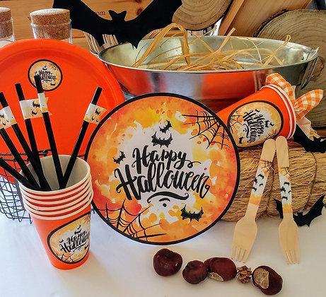 Party Kit tavola Halloween