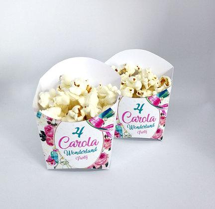 n.10 Porta popcorn