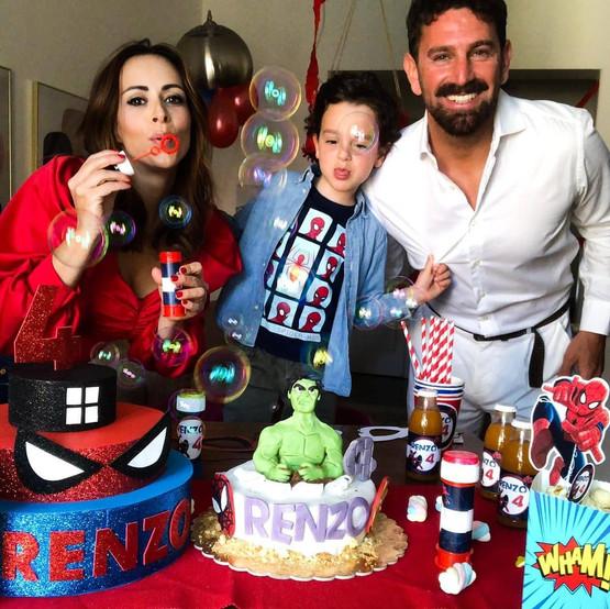 serena Garitta party planner - typelovers avengers