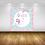 Thumbnail: Backdrop scenografico PVC 100x100cm