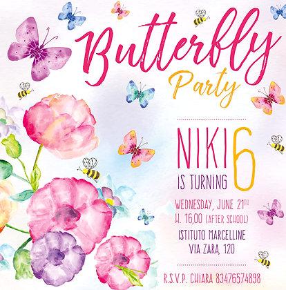 Invito Butterfly