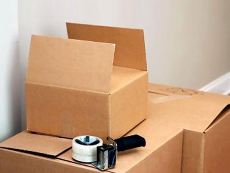 Halloween - Come trasformare degli scatoloni in una casa delle streghe ;)