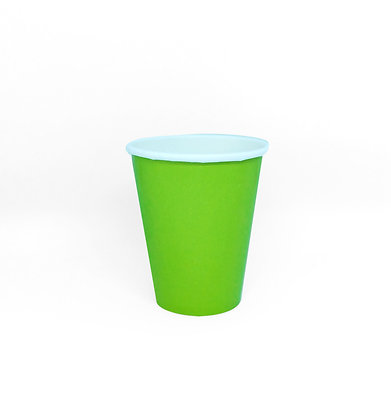 8 Bicchieri verde