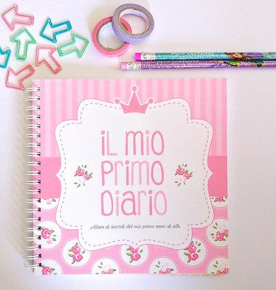 IL MIO PRIMO DIARIO - GIRL