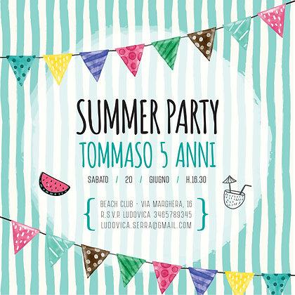 Invito Summer Party