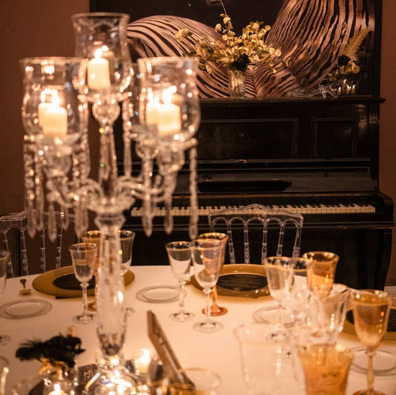 luxury party - typelovers - event planner