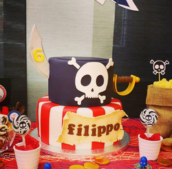 pirates party - typelovers event