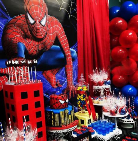 Spiderman Typelovers