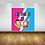 Thumbnail: Poster Backdrop scenografico PVC 100x100cm