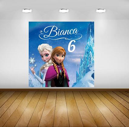 Poster Backdrop scenografico PVC 100x100cm