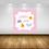 Thumbnail: Poster Backdrop scenografico PVC 200x200cm