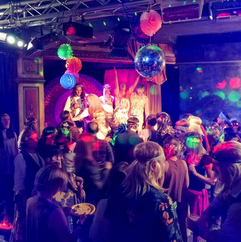 Hippie Party Typelovers