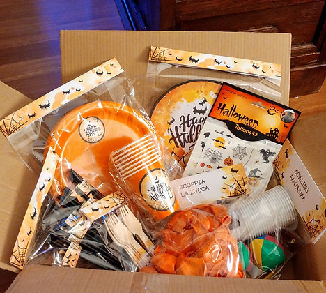 Party Kit giochi Halloween