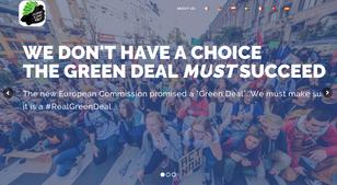 Appello europeo: 3 soluzioni per il CLIMA e per il LAVORO