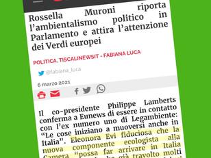 L'ONDA VERDE DEVE ARRIVARE ANCHE IN ITALIA