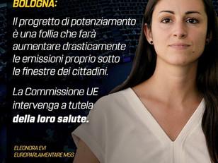 INQUINAMENTO: COMMISSIONE UE FERMI L'ALLARGAMENTO DEL PASSANTE DI BOLOGNA.