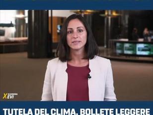 EFFICIENZA ENERGETICA: BOLLETTE PIÙ LEGGERE, TUTELA DEL CLIMA E NUOVI POSTI DI LAVORO.