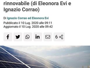 L'idrogeno è il futuro, se è davvero rinnovabile