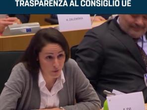 L'ASSENZA DI TRASPARENZA AL CONSIGLIO UE È UN VERO OSTACOLO ALLA LOTTA AI CAMBIAMENTI CLIMATICI