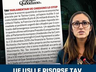 TAV: UN GIGANTESCO SPRECO DI SOLDI PUBBLICI!
