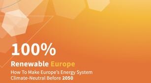UN'EUROPA 100% RINNOVABILE? SI PUO' FARE, SI DEVE FARE!