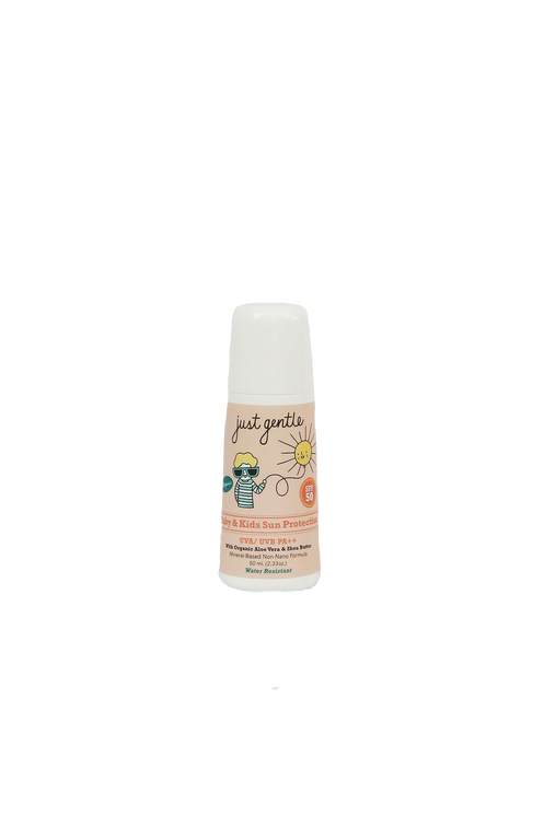 Just Gentle Baby & Kids Sun Protection SPF 50 PA++ (Roll-on)