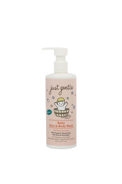Just Gentle Baby Hair & Body Wash