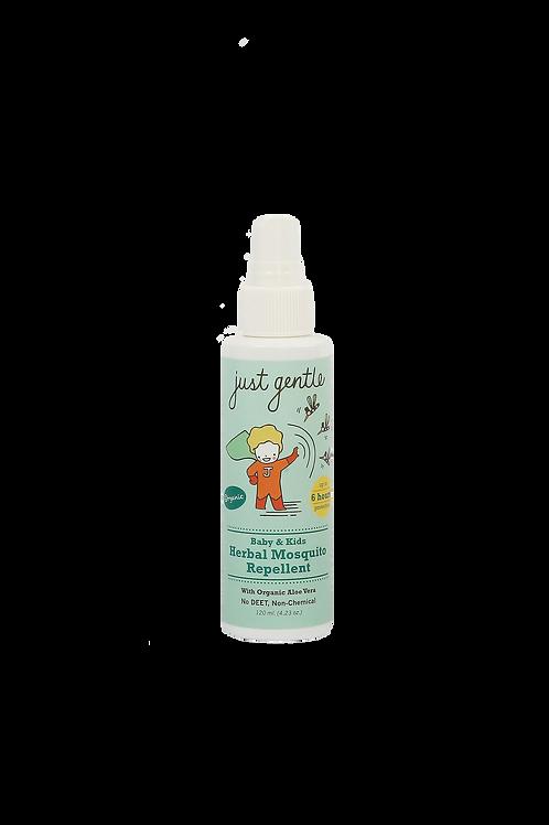 Just Gentle Baby & Kids Herbal Mosquito Repellent
