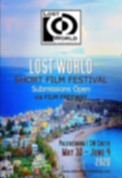 Copy of Quarter Page Lost World Film Fes